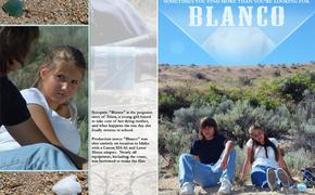 Blanco Postcard - 2009 Lakedance Film Festival, Sandpoint Idaho