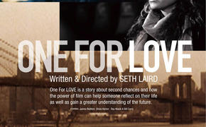One For Love Poster - 2009 Movies - Lakedance Film Festival, Sandpoint Idaho