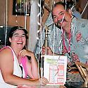 Karla Petermann and Pat Ficek - 2006 Lakedance Film Festival
