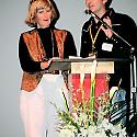"Marianne Love and Jeff Bock director of ""Jenny's Journal"" at 2006 Lakedance Film"