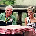 Fred Greenfield and Sheena Paris - 2006 Lakedance Film Festival